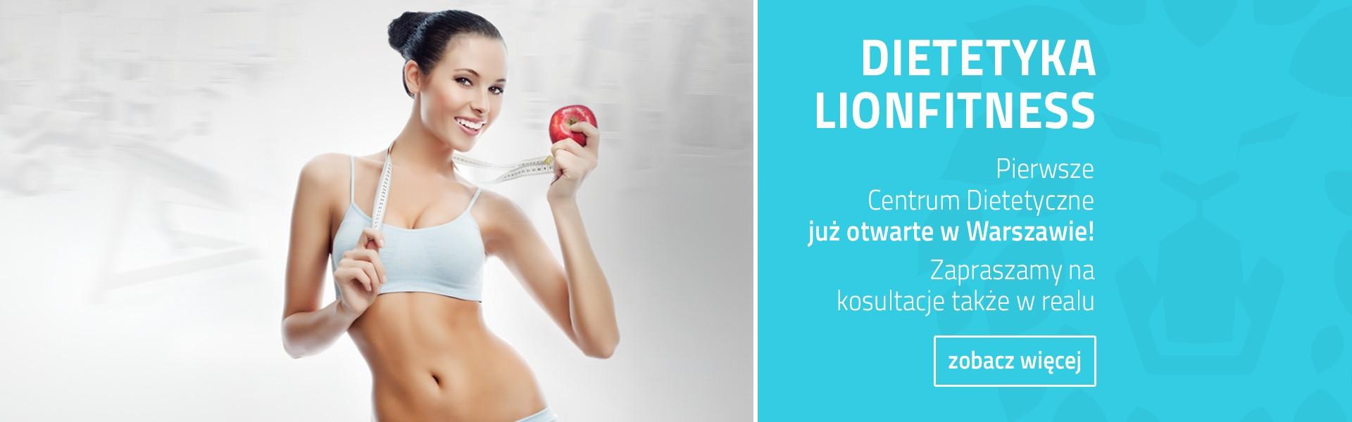 Centrum Dietetyczne Lionfitness