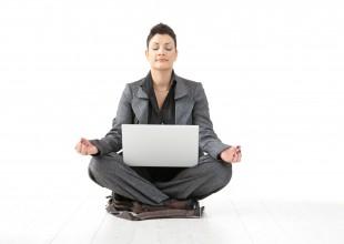 Relaks dla osób pracujących przy komputerze I