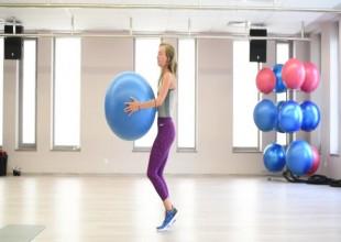 Super trening na płaski brzuch z Kasią Mitoraj 2