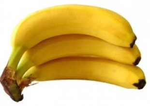 Banany i migdały