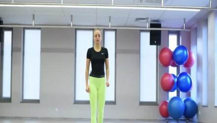 Super trening na płaski brzuch z Kasią Mitoraj 1
