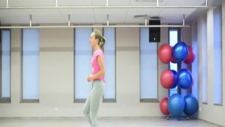 Katarzyna Mitoraj: cardio w domu 1