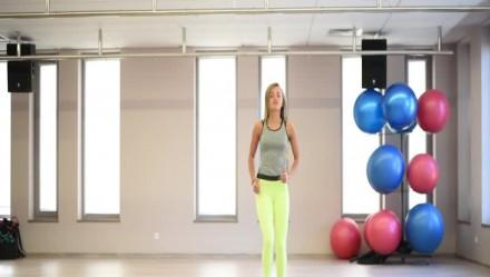 Kasia Mitoraj: trening na zgrabne nogi