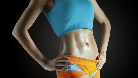 Minitrening na płaski brzuch