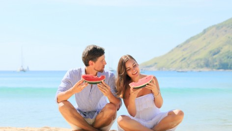 Zdrowe zmiany w diecie podczas urlopu