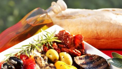 Dieta śródziemnomorska, a praca mózgu - najnowsze doniesienia!