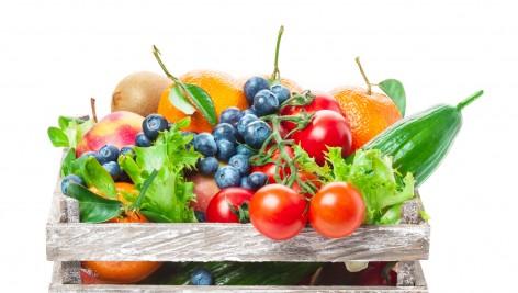 8 porcji warzyw i owoców przedłuża życie!