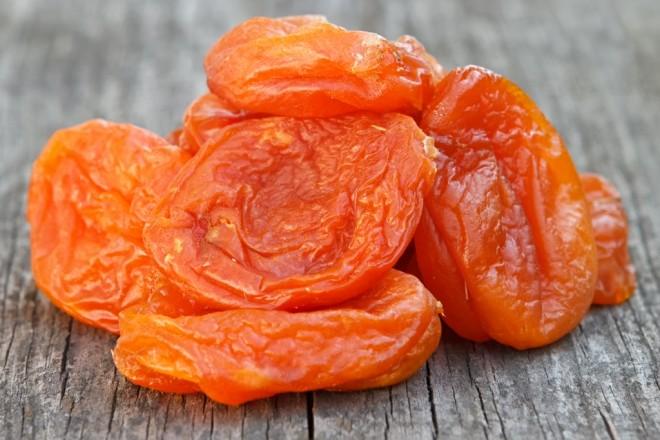 Morele suszone, sok pomidorowy
