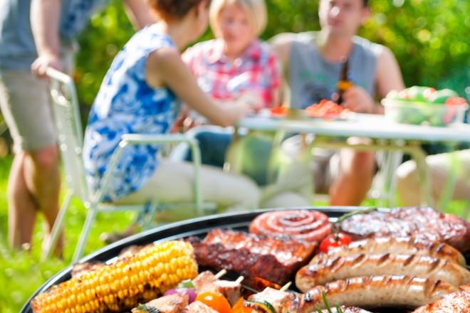 Dietetyczne potrawy z grilla