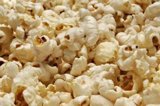 Jedz popcorn bez wyrzutów sumienia