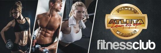 Siłownia i fitness klub - ATLETA w Białymstoku